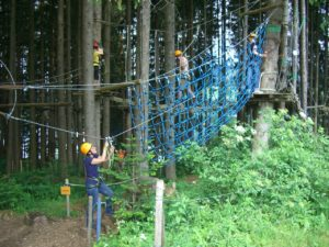 Rehab Ropes Course